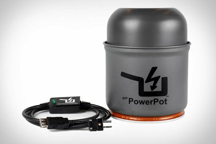 the powerpot