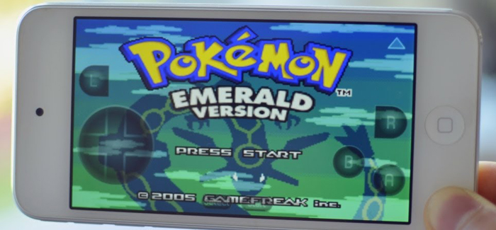 Emulador Game Boy Color