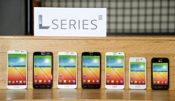 L90, L70 y L40, la mas reciente hilera de grado calceta de LG® con Android-OS 4.4 KitKat