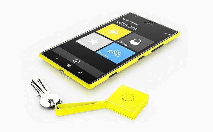 Le nouveau positionnement de Bouygues Telecom sur les objets connectés Nokia-Treasure-Tag