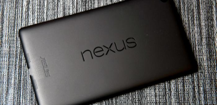 La nueva generación de la tablets de Google® crecerá en su diagonal