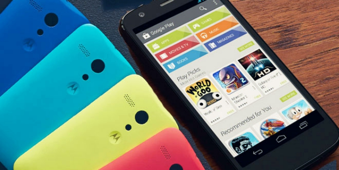 Moto G, uno de los equipos mas conocidos con Android® Puro