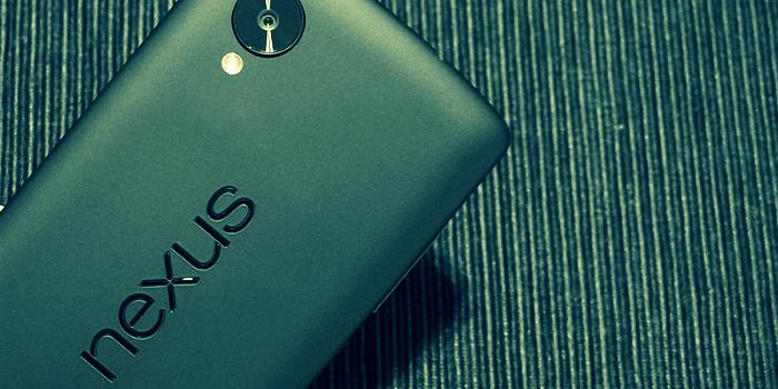El sucesor del Nexus® cinco llegaría en Noviembre