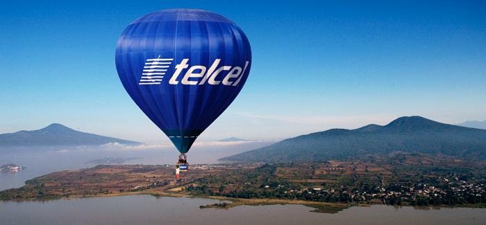 La filial de América Móvil en telefonia celular, Telcel, se considera agente preponderante de su ramo