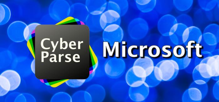 cyberparse-microsoft