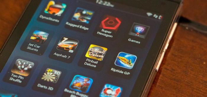 juegos blackberry 10