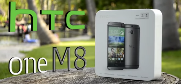 HTC One M8 Unboxing Pasion Movil