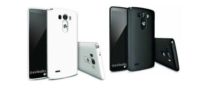 LG G3 foto de prensa