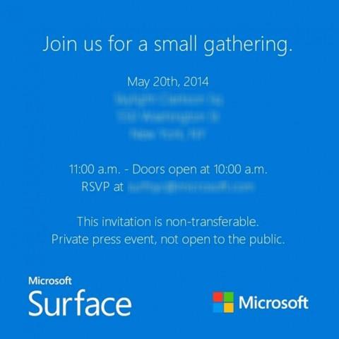Microsoft-Surface-invitacion-evento