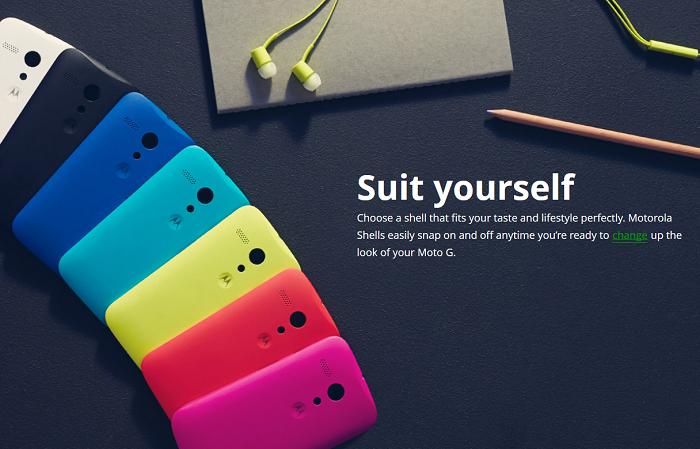 El Moto G vuelve a ser foco de atención, Motorola® prepara Moto G Cinema