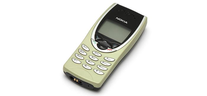 El Nokia® 3210 es uno de los moviles mas legendarios de la historia que todavía puede comprarse a un valor de 85 euros en internet.