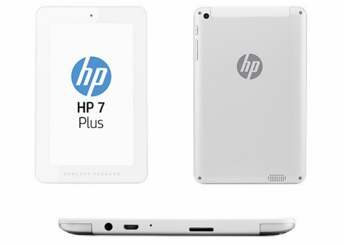 HP presenta la nueva tablets HP siete Plus