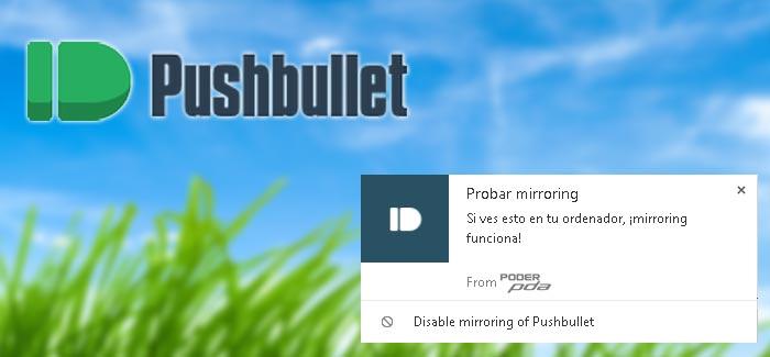 PushBullet-notificaciones