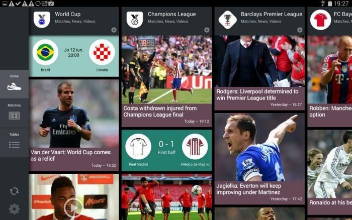 Samsung Kick es la nueva app para los aficionados del futbol