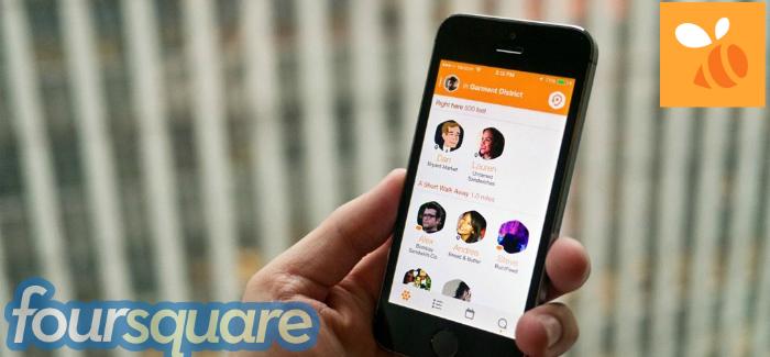 Swarm-Foursquare