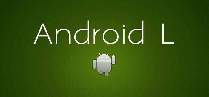Aparecen las primeras pistas de Android® L, la nueva version del metodo operativo de Google