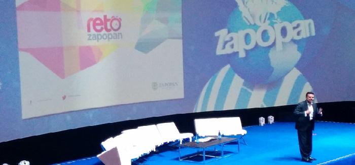 La reunion de Héctor Robles, Presidente Municipal de Zapopan, da inicio