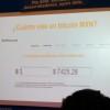 Un bitcoin equivale a $  7,425.28 MXN