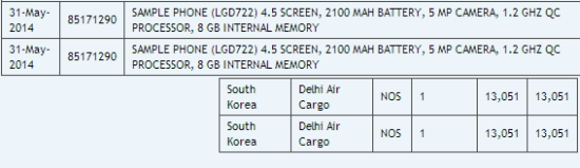 El G3 Mini viajó a la India para ser puesto a prueba