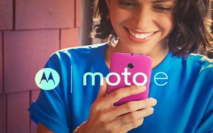 El mas diminuto de la familia, el Moto E, por fin se localiza habilitada en México