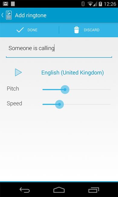 Type-Your-Ringtone