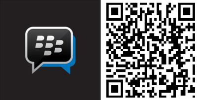 BBM Windos Phone - QR