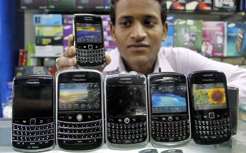 BlackBerry-India