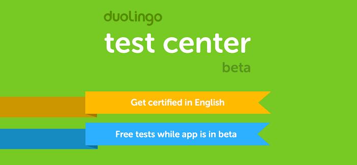 Duolingo Test Center se ha hecho oficial el dpia de hoy. TOEFL desde home por $  20 dólares