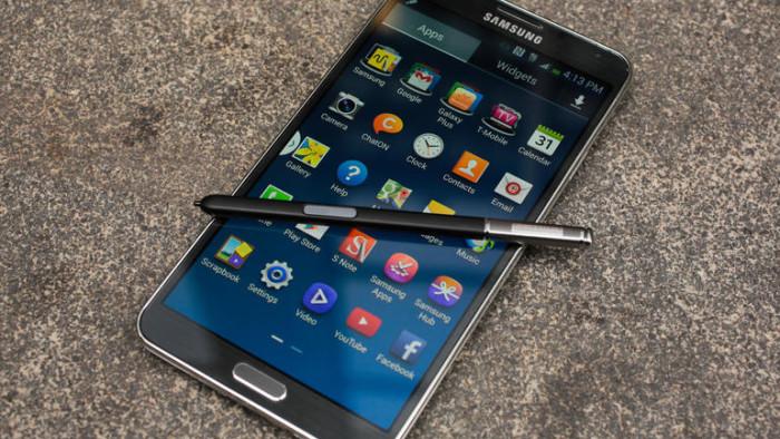 El sucesor del Galaxy Note 3, la Galaxy Note 4, obtendrá integrado un sensor ultravioleta
