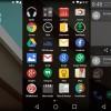 Así es como se ve Herathon, el tema para CyanogenMod con apariencia de Android® L