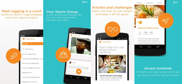 Noom Weight Loss Coach app
