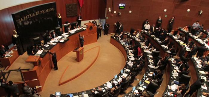 Senado republica Mexico