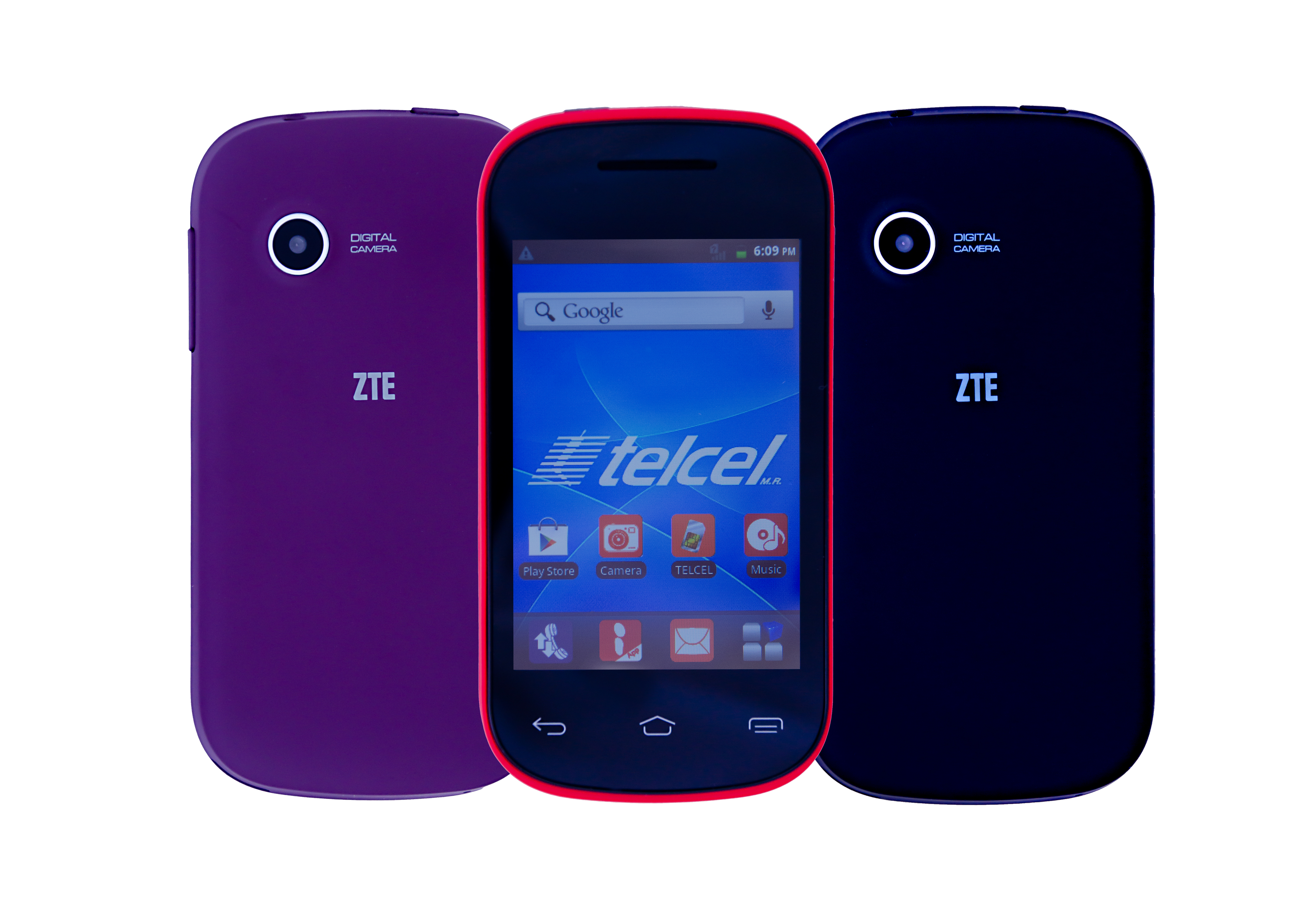 just keep zte v795 flash naturally bright and