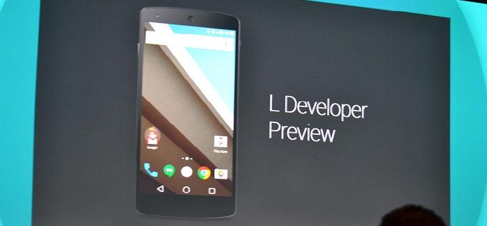 Al parecer Android® L incluirá soporte para multiples visitantes en su liberación final