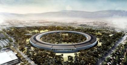 Apple Campus 2: De nave espacial a zona de aterrizaje