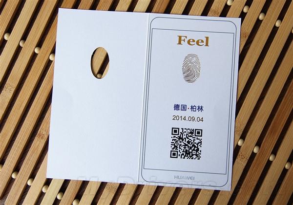 Estas son las invitaciones que Huawei ha comenzado a enviar a los medios