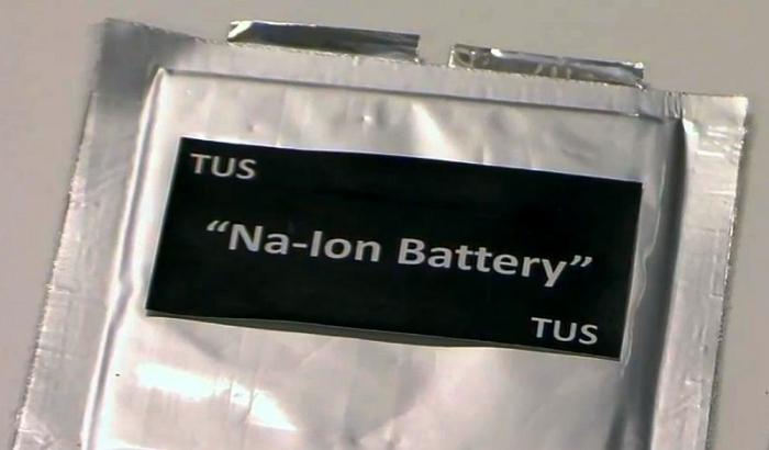 Baterias de Sodio