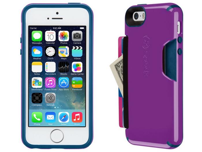 Candyshell-Card-iPhone-Funda-Protector