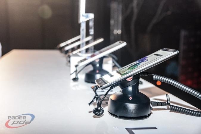 El LG G3 ofrece una renovada interfaz de usuario con Android.