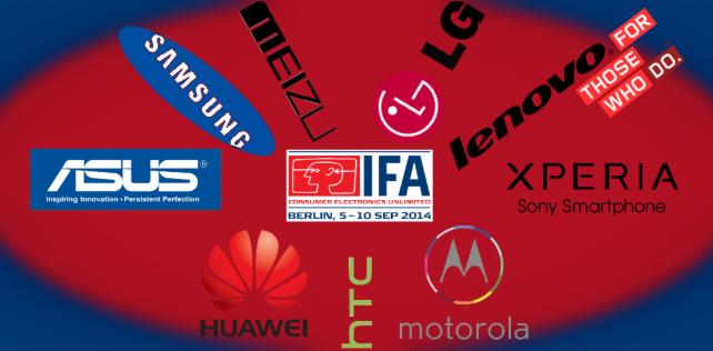 IFA 2014: lo que le depara a la tecnología móvil