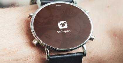 Instagram para Android Wear
