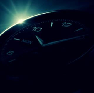 Surge la primer imagen promocional del LG G Watch R, el reloj completamente circular