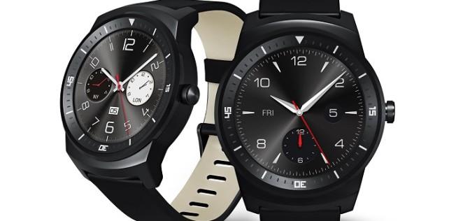 LG G Watch R es oficial, el primer smartwatch con pantalla circular