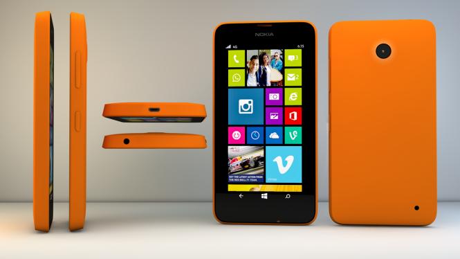 Lumia 630 Iusacell