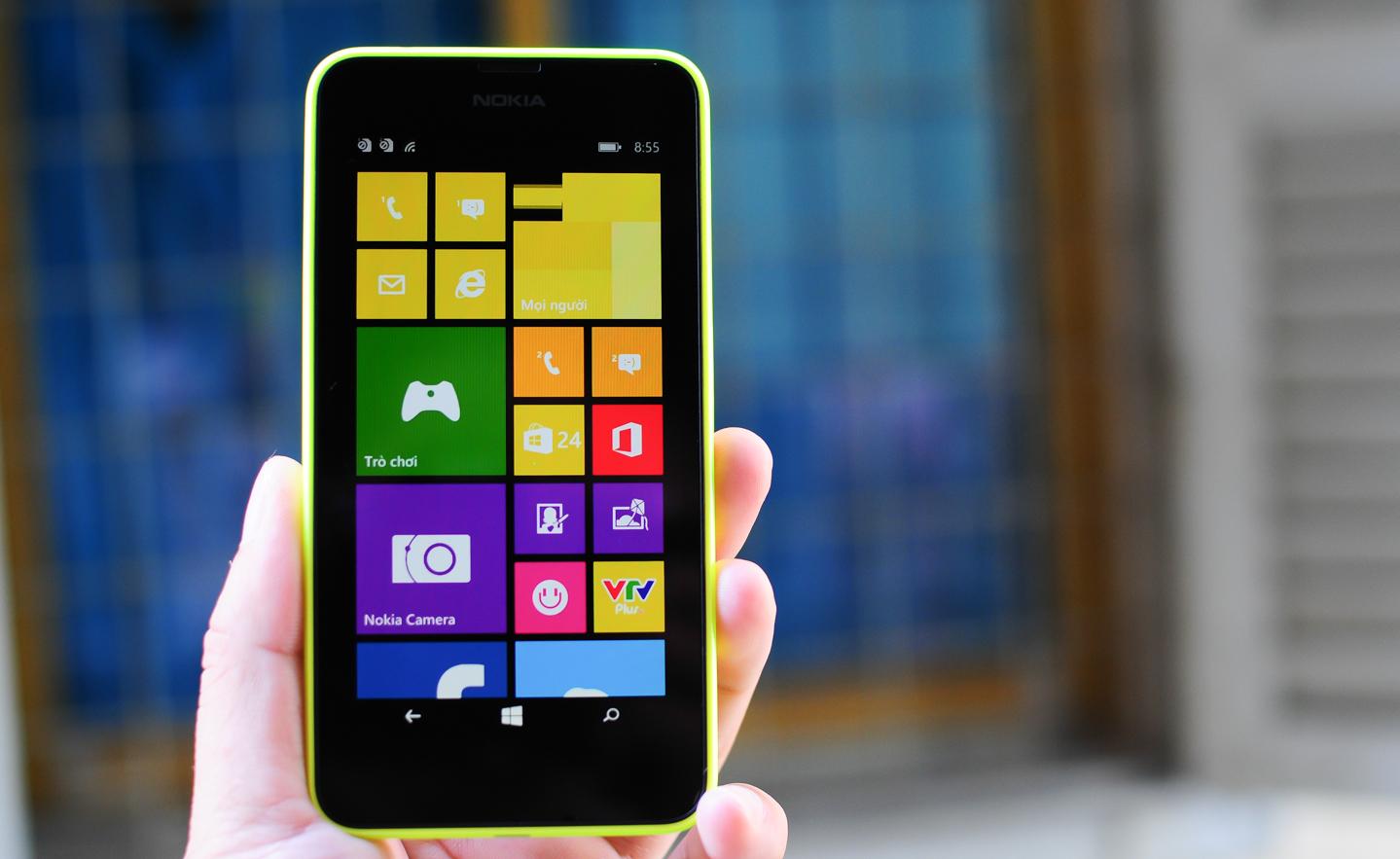Lumia 630 Telcel