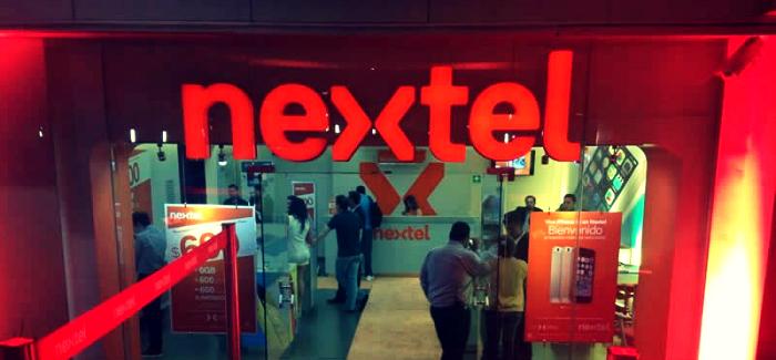 Nextel-bancarrota