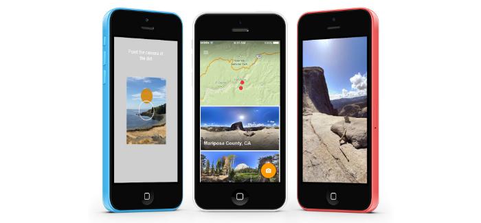 PhotoSphere-iOS