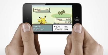 Pokemon por fin llegará a iOS