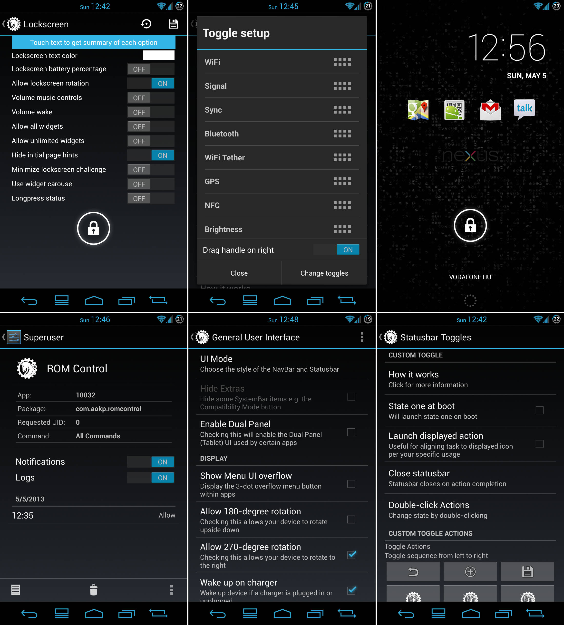 ROMs-AOKP-Android
