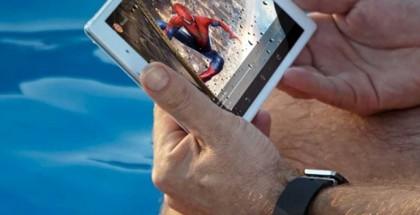 Sony deja ver la Xperia Z3 Tablet Compact y un smartwatch